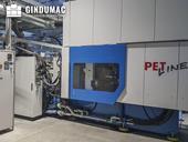 Left view of Netstal PET-LINE 2000-3700E Machine