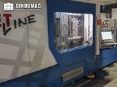 Working room of Netstal PET-LINE 2000-3700E Machine