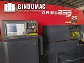 Front view 2 of AMADA ARIES 255NT machine