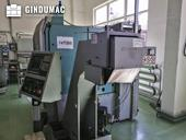 Right side view of Index V200 Machine