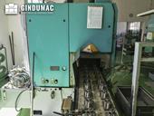 Back view of Index V200 Machine