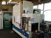 Right side view of Okuma MX55 VB Machine