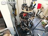 Working Room of Okuma MX55 VB Machine