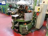 Working room of RIS-INGOLD Rismatic 151LN-12 machine