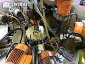 Detail of RIS-INGOLD Rismatic 151LN-12 machine