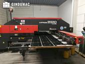 Left view of AMADA Vipros 2510 King Machine