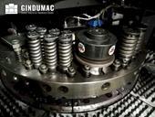 Working room of AMADA Vipros 2510 King Machine