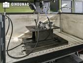 Working room of ONA ONAMATIC 420 Machine
