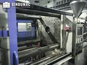 Working room of Sumitomo SE180S Machine