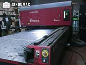 Right side view of AMADA LC 2415 a3 Machine