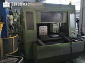 Left view of Okuma MC-40H machine