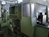 Left view 2 of Okuma MC-40H machine