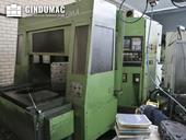 Right view of Okuma MC-40H machine