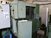 Back view of Okuma MC-40H machine