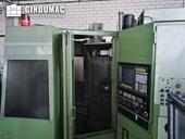 Working room of Okuma MC-40H machine