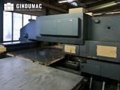 Back view of AMADA VELA II Machine