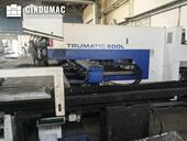 Right side view of Trumpf Trumatic 600L Machine