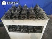 Detail of Trumpf Trumatic 600L Machine