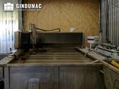 Working room of KMT SLV 50 CLSC Machine
