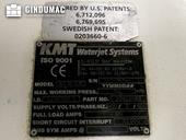 Nameplate of KMT SLV 50 CLSC Machine