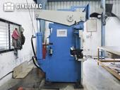 Left side view of Weldor Hydraulic Press Brake machine