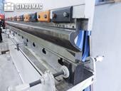 Working room 2 of Weldor Hydraulic Press Brake machine