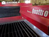 Working room of AMADA Quattro AF1000E Machine