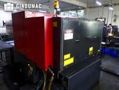 Back view of AMADA Quattro AF1000E machine