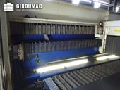 Detail of Trumpf Trumatic L3030 Machine