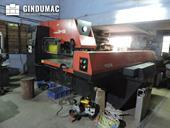 Left view of AMADA ARIES 245 Machine