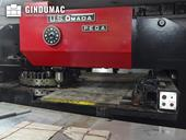 Right view of AMADA PEGA 344 Machine