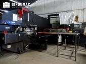 Left view of AMADA Vipros 357 machine