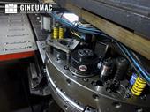 Working room 4 of AMADA Vipros 357 machine