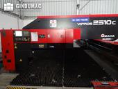 Front view 2 of AMADA Vipros 2510C Machine