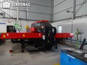 Working room of AMADA Vipros 2510C Machine