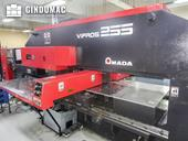 Right view of AMADA Vipros 255 Machine