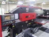 Left view of AMADA Vipros 255 Machine