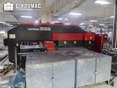 Front view of AMADA Vipros 255 Machine