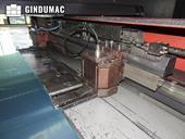 Working room of AMADA Vipros 255 Machine