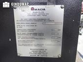 Nameplate of AMADA Vipros 255 Machine