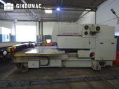 Left side view of Murata Wiedemann M-2044EZ Machine