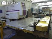 Left view of Murata Wiedemann M-2044EZ Machine