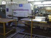 Back view of Murata Wiedemann M-2044EZ Machine