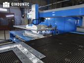 Working room of Prima Power Shear Genius e6 Machine