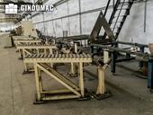 Detail of GEKA ALPS-150 Machine