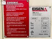 Nameplate of GEKA ALPS-150 Machine