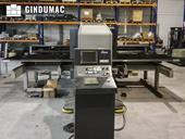 Front view of LVD Siena 1225 TK machine