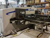 Left view of LVD Siena 1225 TK machine