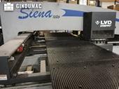 Working room of LVD Siena 1225 TK machine