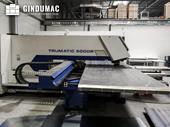 Left side view 2 of Trumpf Trumatic 5000 R machine